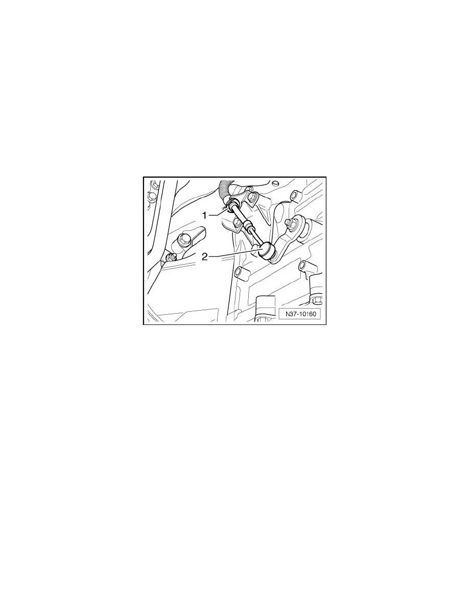Volkswagen Workshop Manuals > Touareg V8-4.2L (BHX) (2004