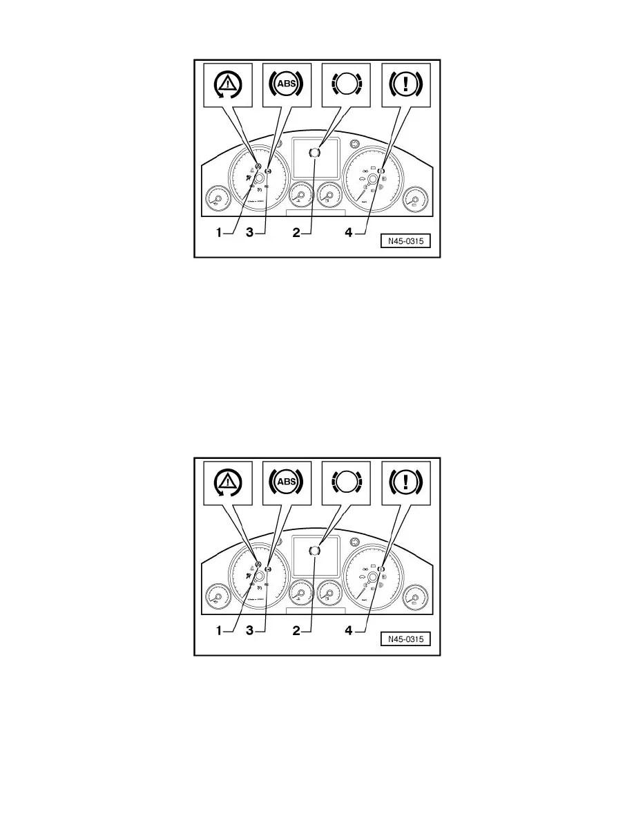 Volkswagen Workshop Manuals > Touareg 2 V6-3.6L (BHK