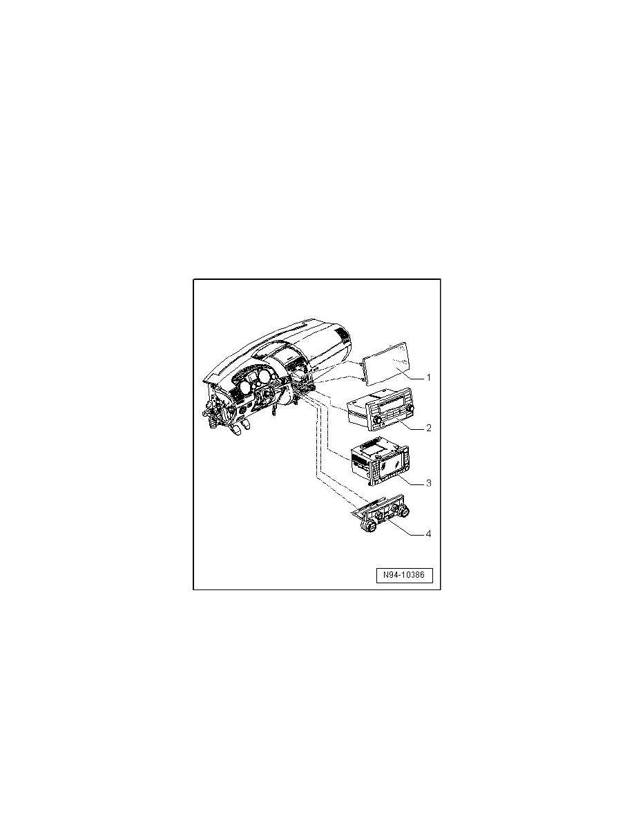 Volkswagen Workshop Manuals > Touareg 2 V6-3.6L (BHK