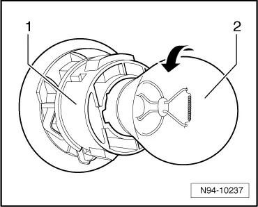 Volkswagen Workshop Manuals > Up! > Vehicle electrics