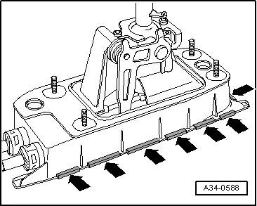 Volkswagen Workshop Manuals > Up! > Power transmission > 5
