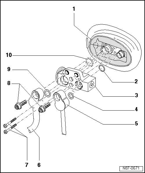 Volkswagen Workshop Manuals > Up! > Heating, ventilation