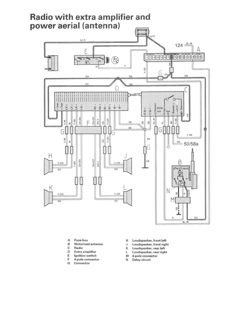 medium resolution of 1992 volvo 240 radio wiring diagram efcaviation car volvo sc 816 radio wiring diagram volvo 740 radio wiring diagram