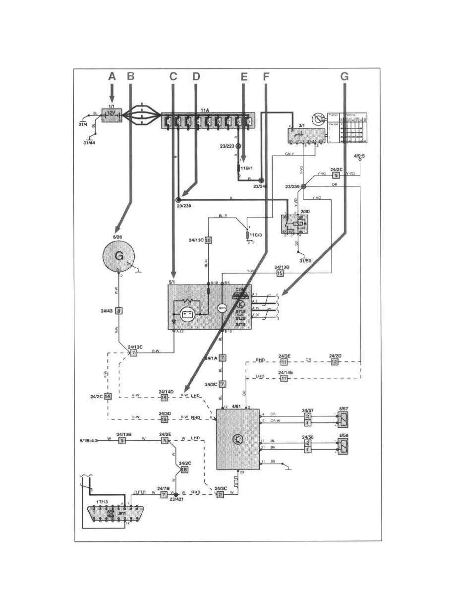 Volvo Workshop Manuals > S70 AWD L5-2.4L Turbo VIN 56