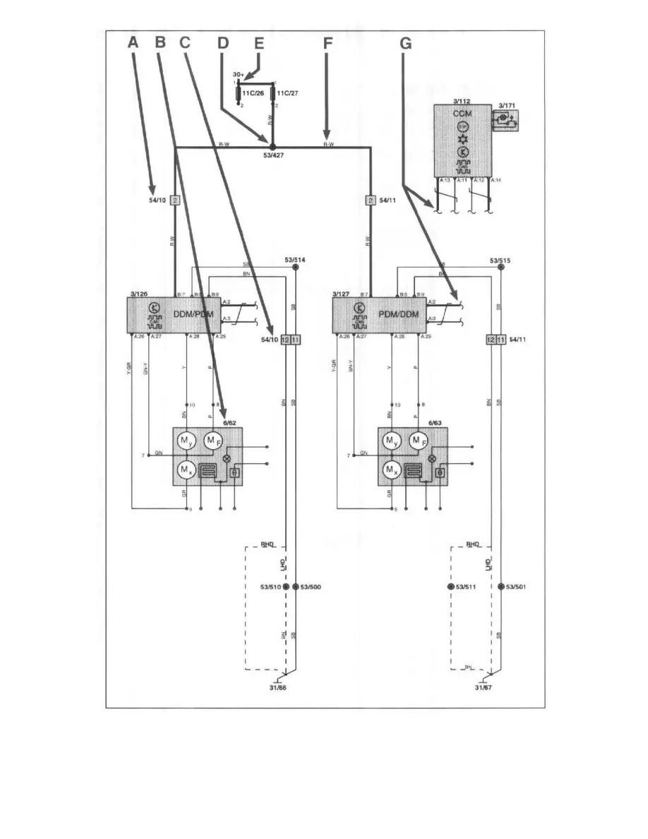 Volvo Workshop Manuals > S80 T6 L6-2.8L Turbo VIN 90
