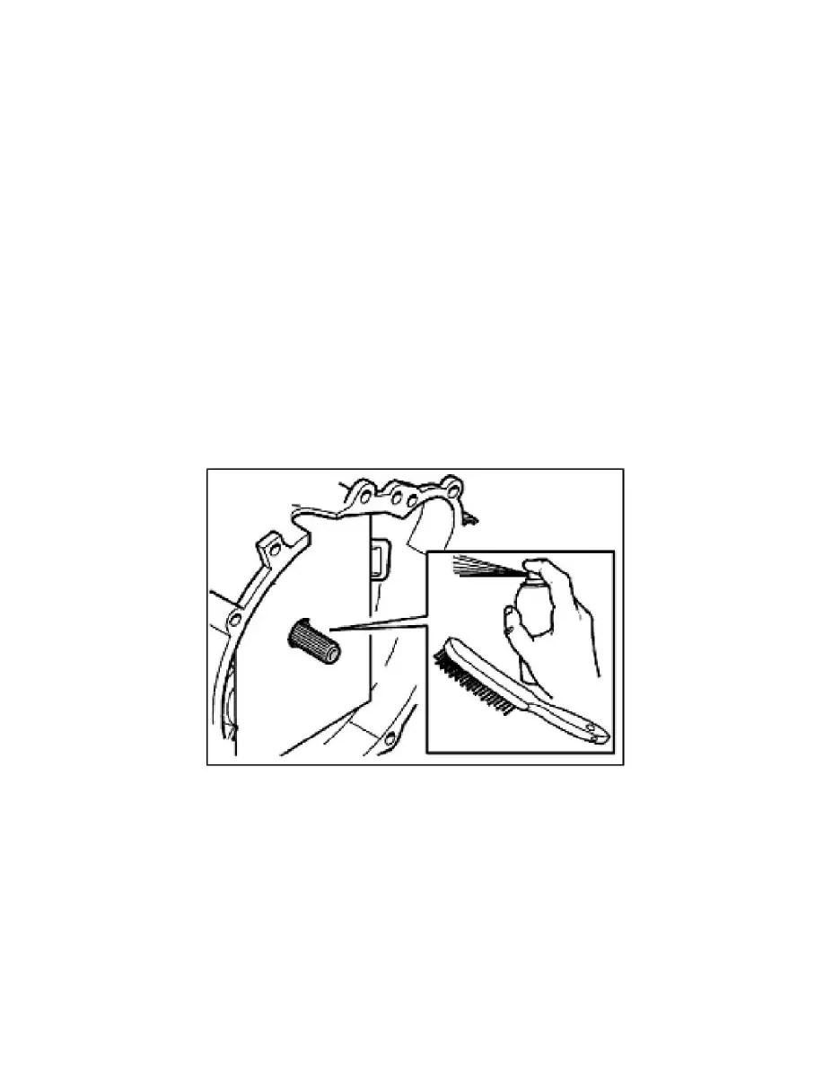Volvo Workshop Manuals > V40 L4-1.9L Turbo VIN 29 B4204T3