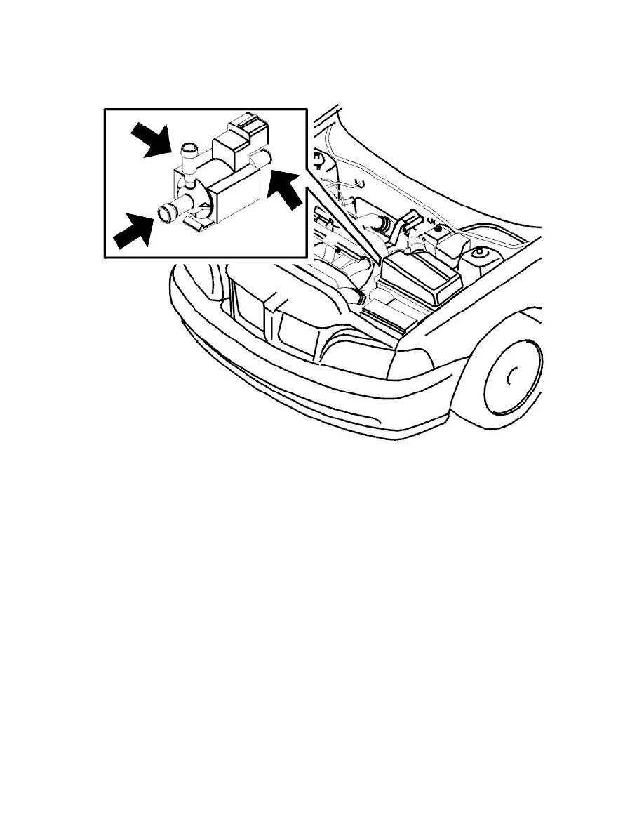 Volvo Workshop Manuals > V70 L5-2.5L Turbo VIN 59 B5254T2