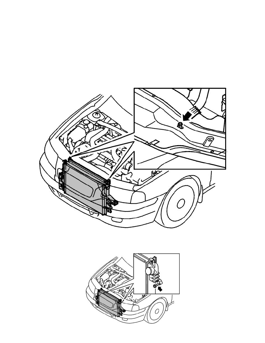 Volvo Workshop Manuals > V70 L5-2.5L Turbo VIN 59 B5254T2