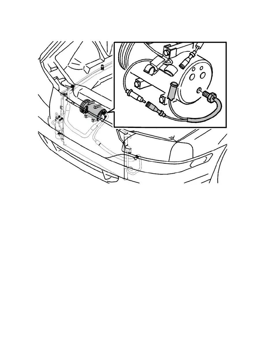 Volvo Workshop Manuals > V70R L5-2.5L Turbo VIN 52 B5254T4