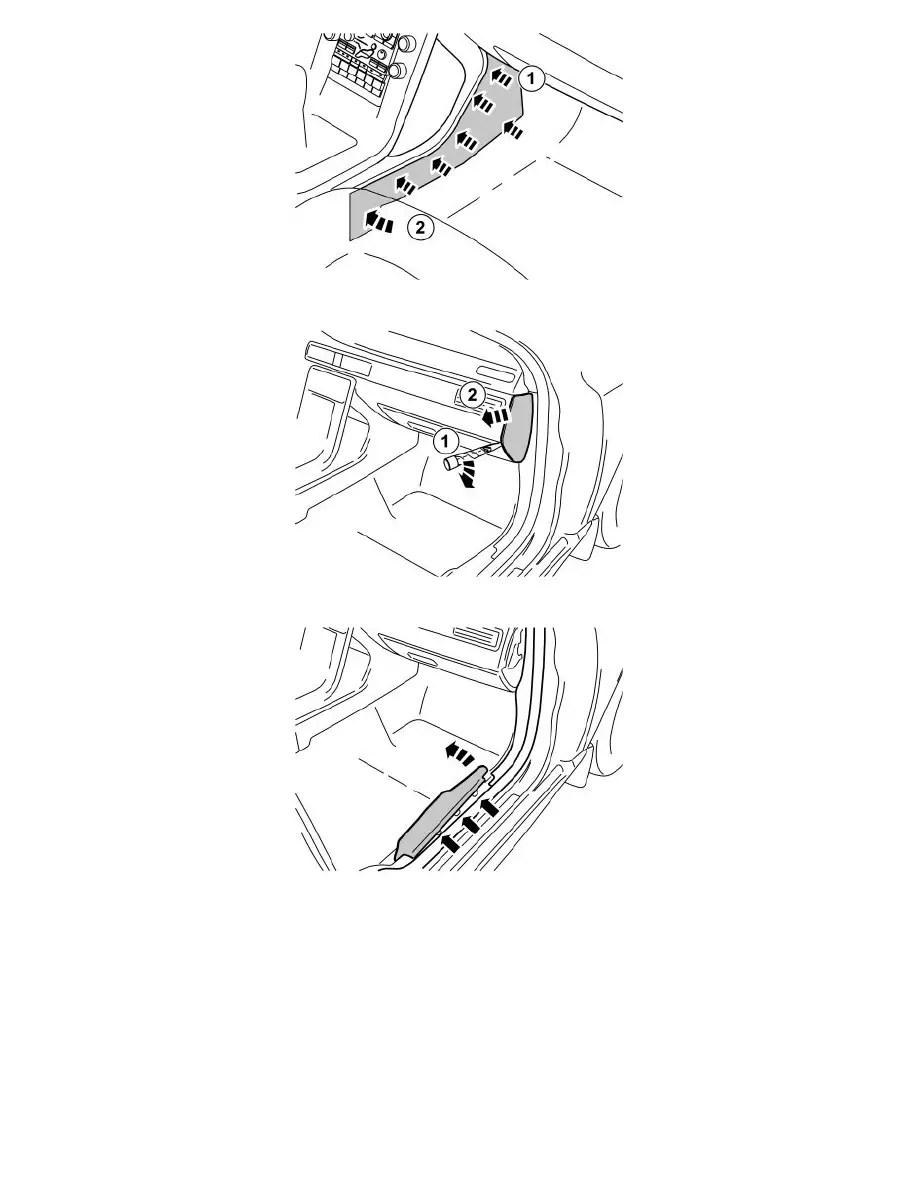 Volvo Workshop Manuals > XC60 AWD L6-3.2L VIN 96 B6324S2