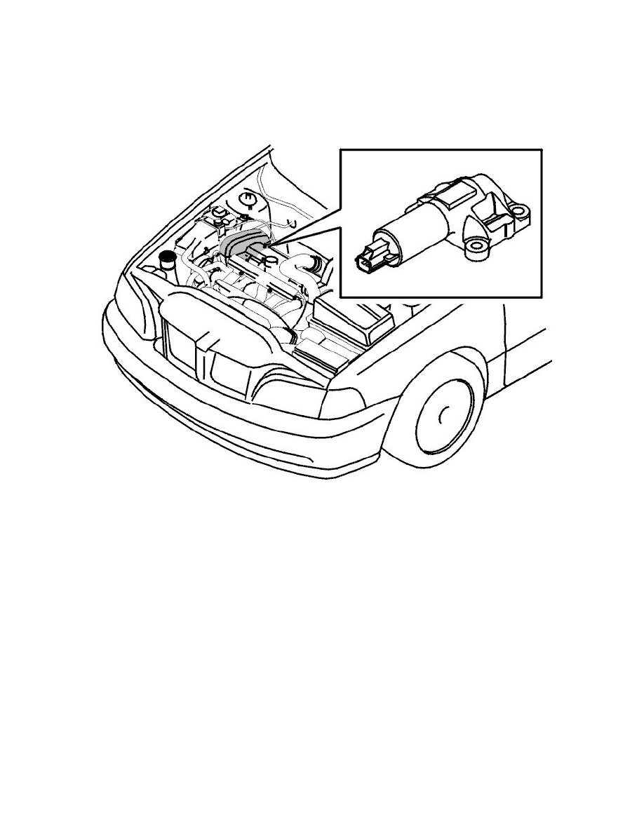 Volvo Workshop Manuals > XC70 L5-2.5L Turbo VIN 59 B5254T2