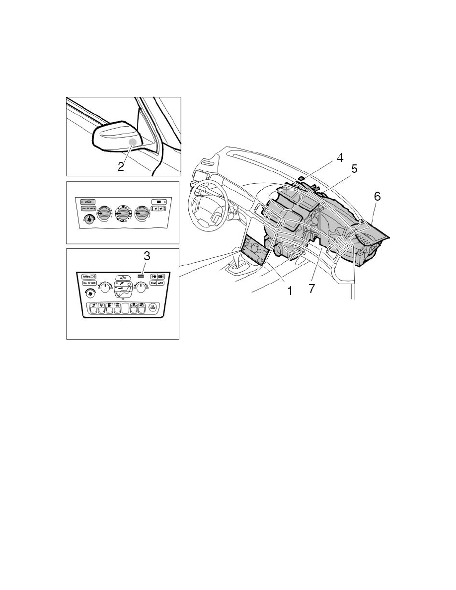 Volvo Workshop Manuals > XC90 AWD L5-2.5L Turbo VIN 59