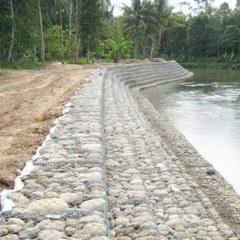 Pondasi Kanopi Baja Ringan Teknis Pelaksanaan Pemasangan Bronjong | Workshop.co.id