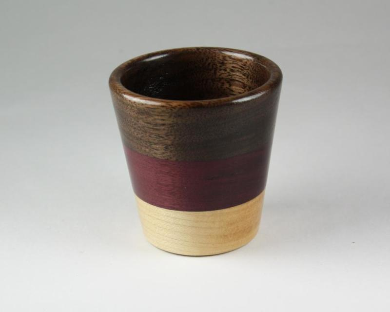 Finished cup