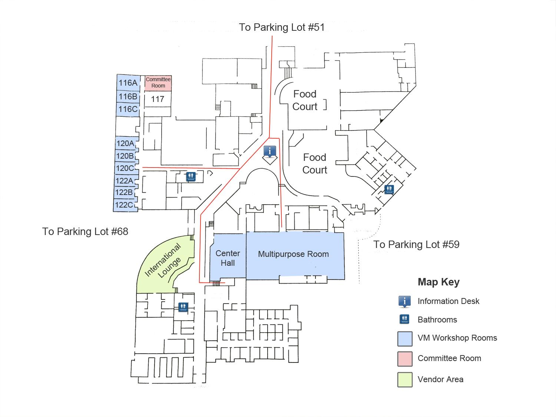 Rutgers University Campus Map Busch