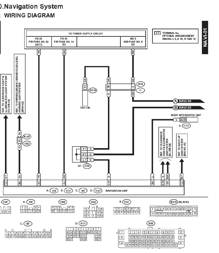 2006 Subaru Impreza Wiring Diagram Download