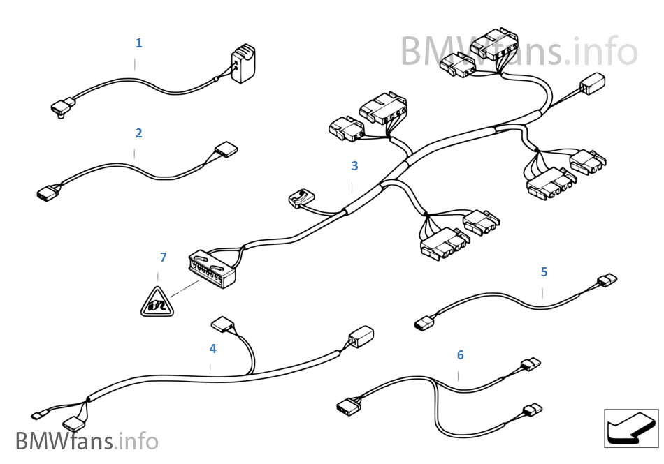 Download BMW 3 Series 318i 1984-1990 Workshop Service