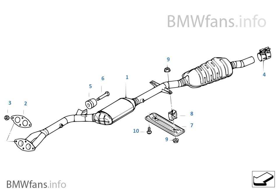 Download BMW 318i 1995 Service Repair Workshop Manual