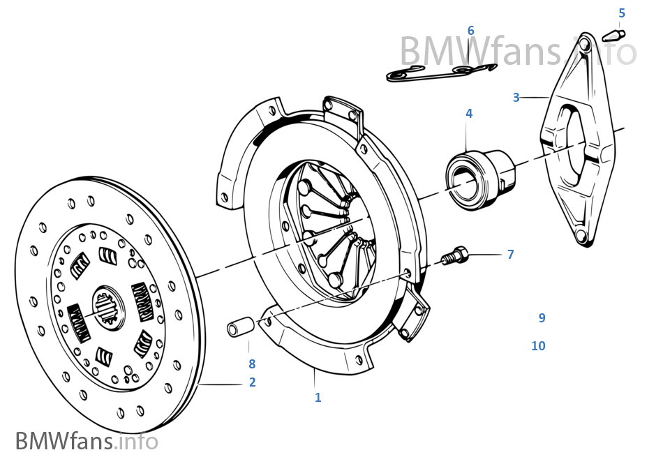 Download BMW 535I E28 Service Repair pdf Manual Download