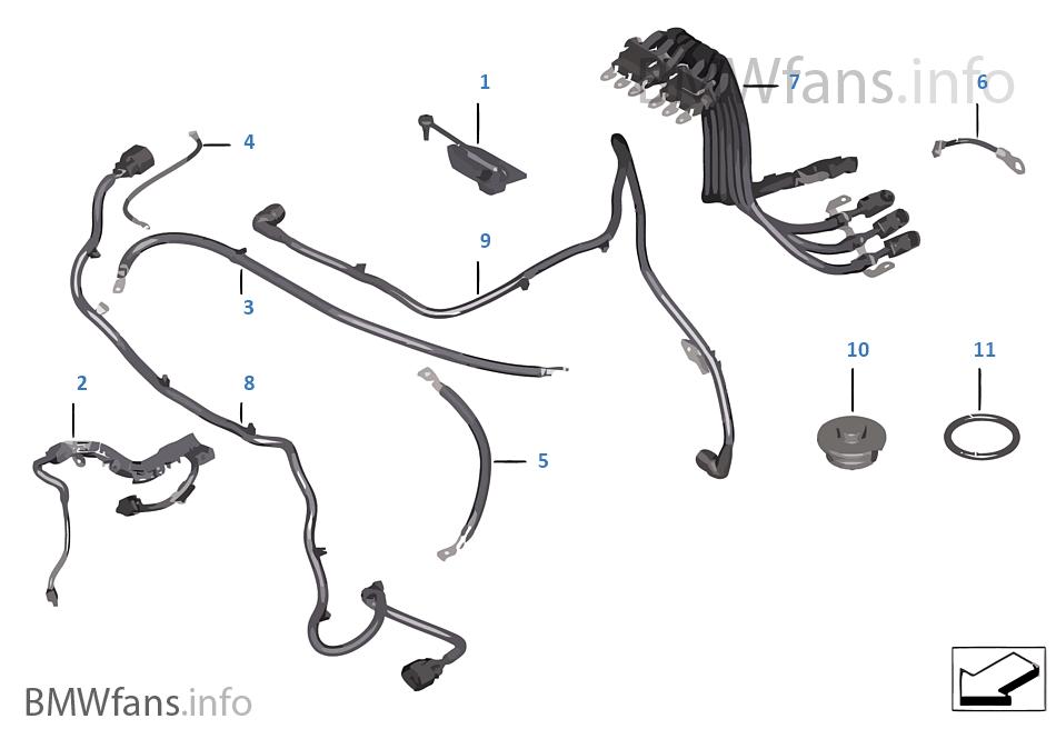 Download BMW X6 2010 service repair manual