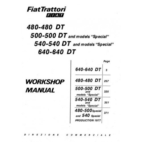 Workshop Manuals Australia