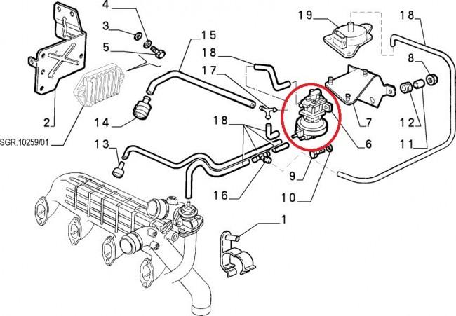 Download Fiat Ducato 2.8 HDi 2004 Service Manual