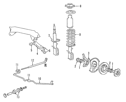 Download Hyundai Excel 1991 Service Repair Manual Pdf