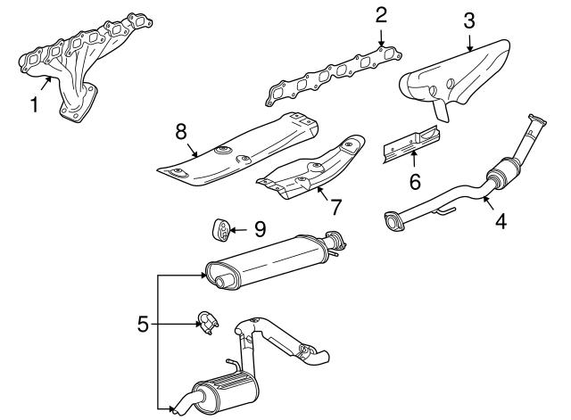 Download ISUZU ASCENDER Service Manual Repair Manual 2003