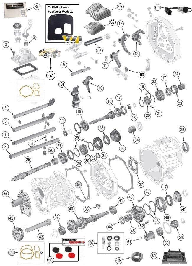 Download 2003 Jeep Wrangler TJ Service Repair Manual Oners