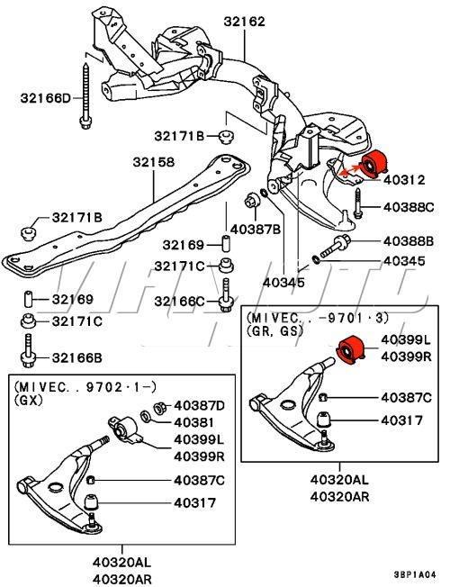 Download Mitsubishi FTO 1995 Repair Service Manual