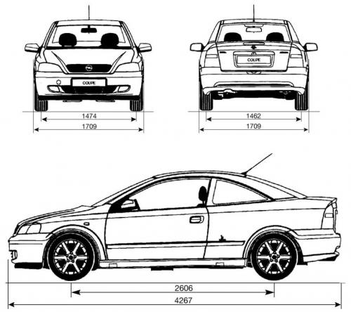 Download 2001 OPEL ASTRA G Service and Repair Manual