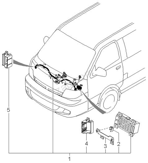 Download kia pregio Workshop Service Repair Manual