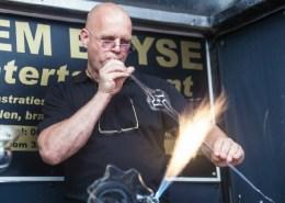 workshop glasblazen willem buyse