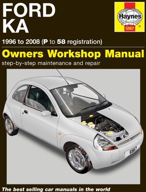 ford ka wiring diagrams westinghouse 12 lead motor diagram repair manual haynes 1996 - 2008 new sagin workshop car manuals,repair books ...
