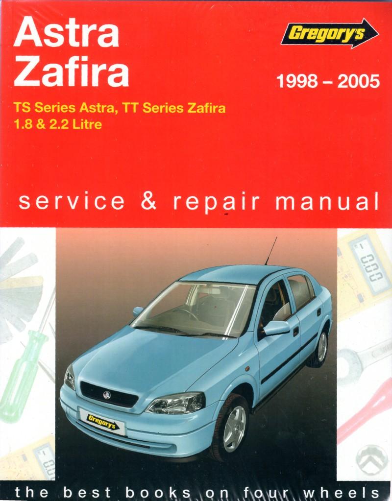 2003 Harley Wiring Diagram Holden Astra Zafira Ts Tt 1998 2005 Gregorys Service