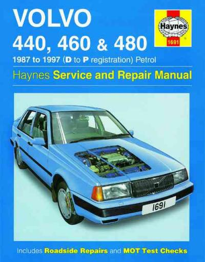Volvo 440 460 Harness Wiring Diagram Up To 1991