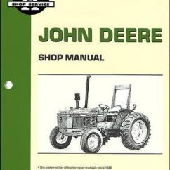 Car Sound Wiring Diagram Siemens Sub Panel John Deere Farm Tractor Owners Service & Repair Manual - Sagin Workshop Manuals,repair Books ...