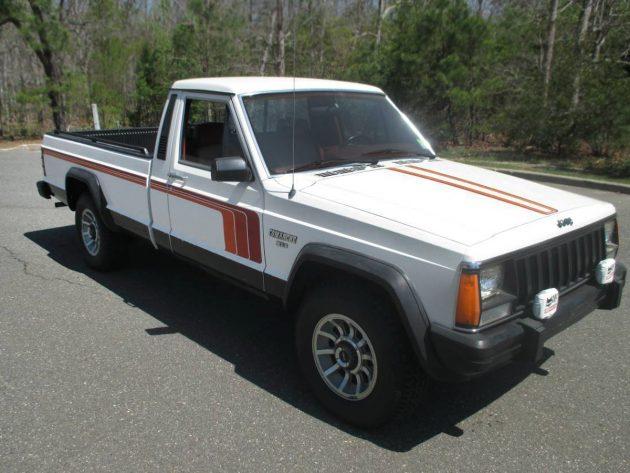1984 Jeep Grand Wagoneer Wiring Diagrams