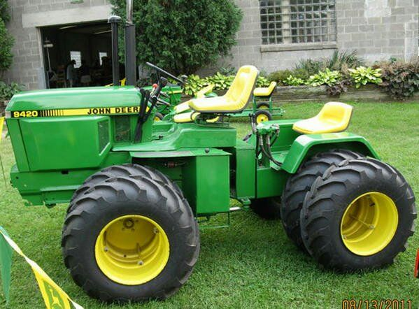 Deere Tractor Wiring Diagrams John Deere 400 Loader John Deere