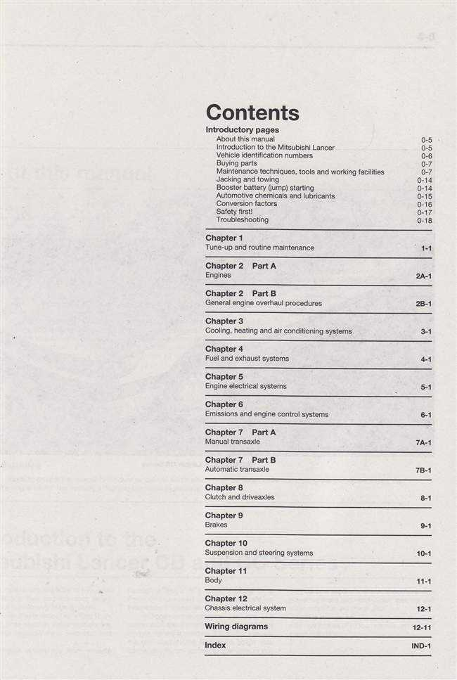 Chrysler Valiant 1973 1975 VJ Series Service Manual