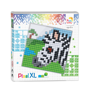 41032 Pixel XL set zebra