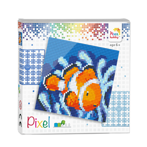 44004 pixel clownvis