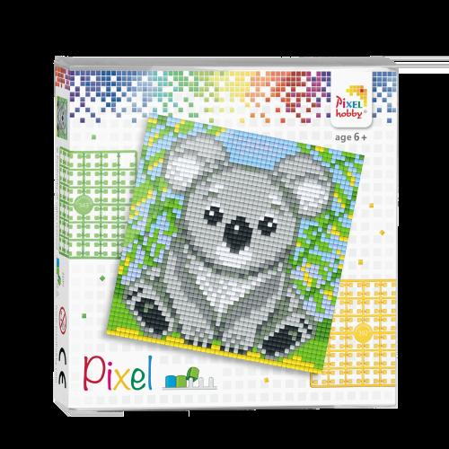 44017 pixel koala