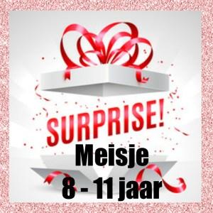 surprise doos meisje 8 tot 11 jaar