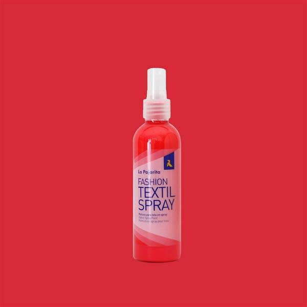 textiel spray la pajarita cherry tie dye