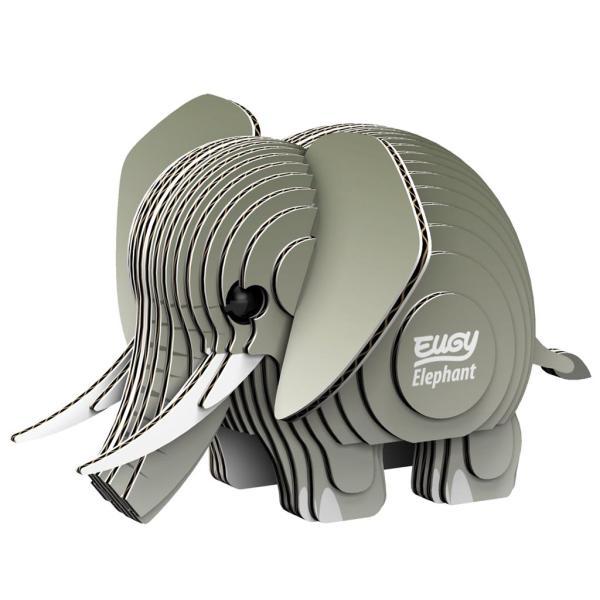 eugy 3d puzzel olifant