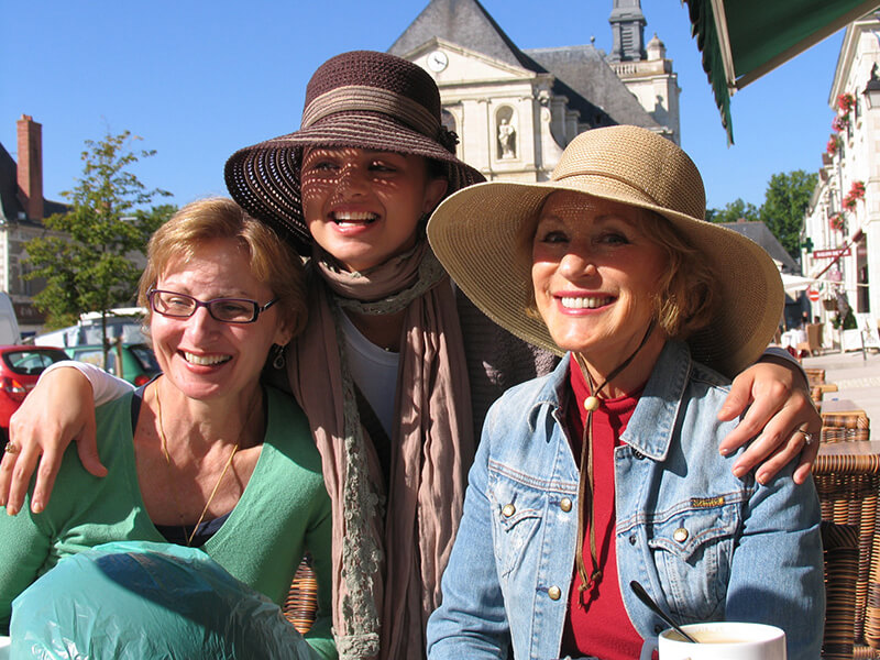 Site Seeing With Friends – Workshops In France