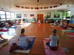 Van maandag 28 t/m zaterdag 2 juni 2018 komt Cristaly Yoga een Yoga-week geven.