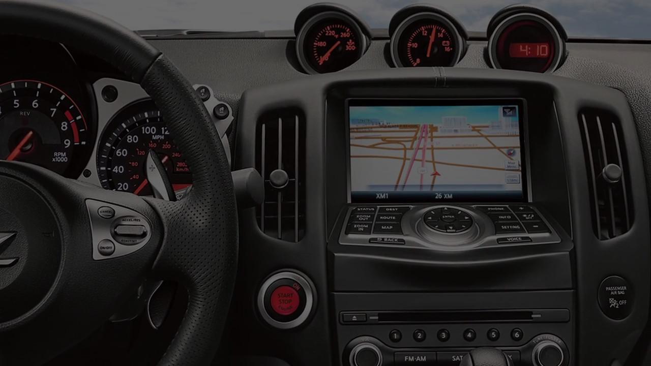 370z navigation climate control swap [ 1280 x 720 Pixel ]
