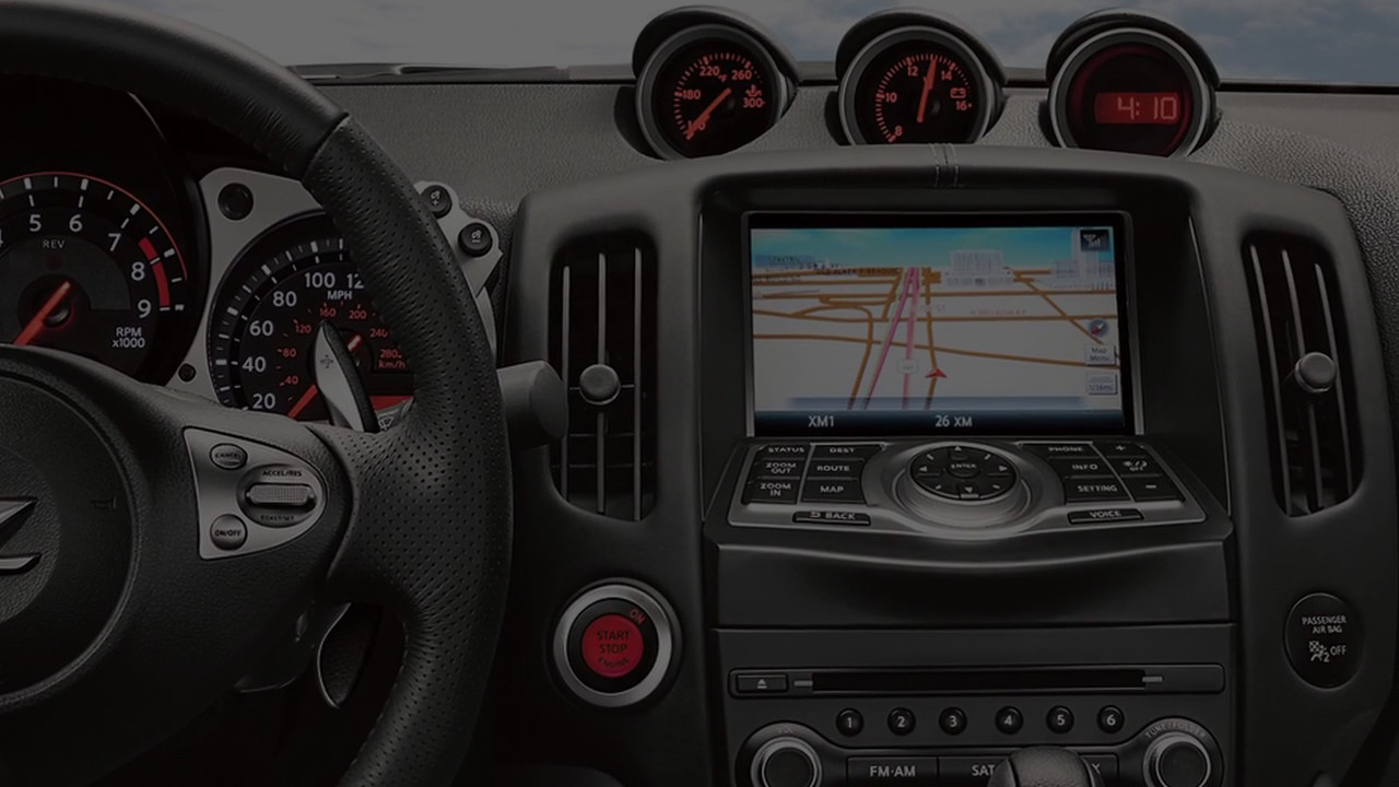 small resolution of 370z navigation climate control swap